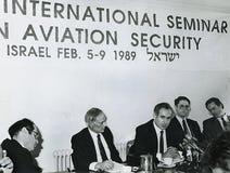 Benjamin Netanyahu Stock Photos