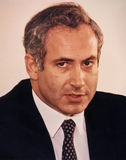 Benjamin Netanyahu Royalty Free Stock Photo