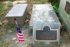 Benjamin Rush, M.D. gravestone Stock Images