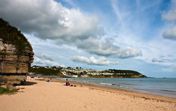 Benllech beach Stock Photo
