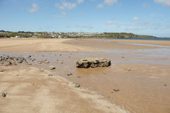 Benllech beach. Stock Photos