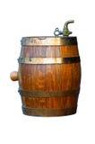 Benna antica della birra Fotografia Stock