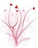 Benna di amore Immagine Stock