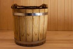Benna di legno Immagine Stock Libera da Diritti