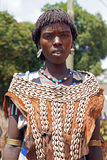 Benna, Etiopía, África Imagen de archivo