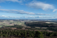 Bennachie Image stock
