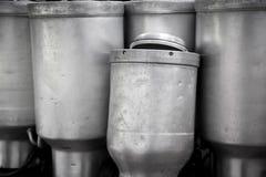 Benne tradizionali del latte Immagine Stock Libera da Diritti
