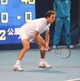 benneteau fra julien gracza tenisa zdjęcia stock