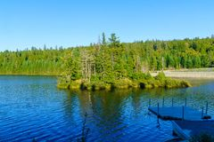 Free Bennett Lake, In Fundy National Park Stock Images - 131137174