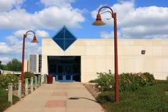 bennett washburn centrum komputerowy uniwersytecki Zdjęcia Stock