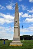 Bennington, VT: Μάχη του μνημείου Bennington Στοκ Εικόνα