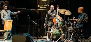 Benny Golson-Lächeln Lizenzfreie Stockfotos
