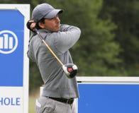 Benoit Bozio at the Golf Open de Paris 2009 Stock Images