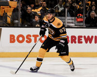 Benoit Pouliot Boston Bruins Immagine Stock