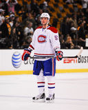 Benoit Pouliot Montreal Canadiens Royalty Free Stock Photography