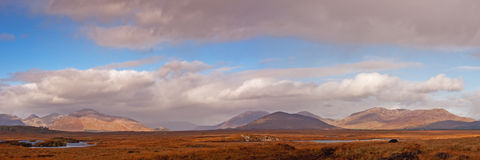 12 Bens, Connemara Стоковое Изображение RF