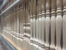 Bens de madeira fotografia de stock