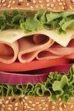 Bens do sanduíche Imagens de Stock