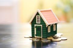 Bens imobiliários Imagem de Stock Royalty Free