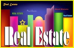 Bens imobiliários Fotografia de Stock Royalty Free