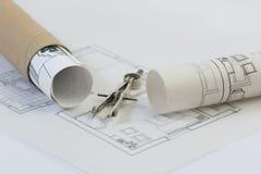 bens imobiliários, arquitetura, indústria da construção civil Imagem de Stock Royalty Free