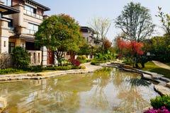 Bens imobiliários de Chongqing imagem de stock royalty free