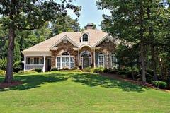Bens imobiliários de gama alta foto de stock royalty free