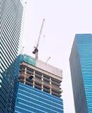 Bens imobiliários de Singapura Imagem de Stock