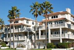 Bens imobiliários do sul de Califórnia Foto de Stock Royalty Free