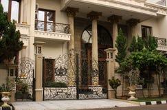Bens imobiliários home luxuosos Foto de Stock Royalty Free