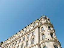 Bens imobiliários luxuosos em Bucareste Europa Oriental Foto de Stock Royalty Free
