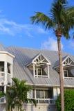 Bens imobiliários tropicais Imagens de Stock Royalty Free