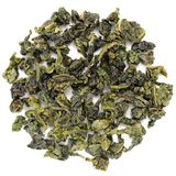 Benshan oolong chinese tea closeup isolated Royalty Free Stock Photos