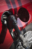 bensin Royaltyfri Foto