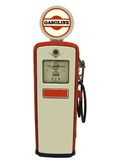bensinpump arkivfoton