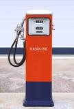 bensinstation Royaltyfri Bild