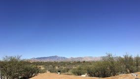 Benson Halna dolina, AZ Obraz Royalty Free