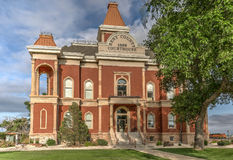 Bent County Courthouse Stockbild