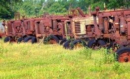 Bent Fenders e pneus lisos Fotos de Stock