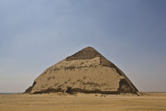 The Bent Pyramid Stock Photos