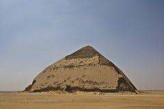 The Bent Pyramid Stock Photos