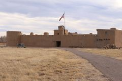 Free Bent`s Old Fort National Historic Site Stock Images - 100691324