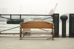 Bentch no armazém de Taigu Imagens de Stock Royalty Free