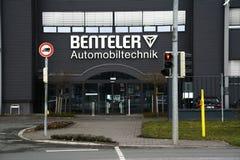 Benteler AG управления, Падерборн, Германия, Стоковое фото RF