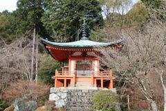 Benten hall of Daigo temple. In Kyoto, Japan Royalty Free Stock Images