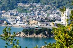 Bentenjima In Tomonoura Royalty Free Stock Image