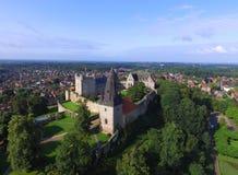 Bentheim mau imagens de stock