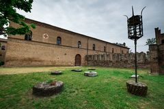 Bentivoglio, Bologna, emilia, Włochy Fotografia Stock