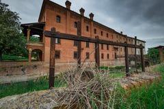 Bentivoglio, Bologna, emilia, Włochy Zdjęcia Stock