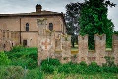 Bentivoglio, Bologna, emilia, Włochy Obrazy Stock